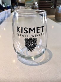 Stemless Wine Glass (Pick up only)